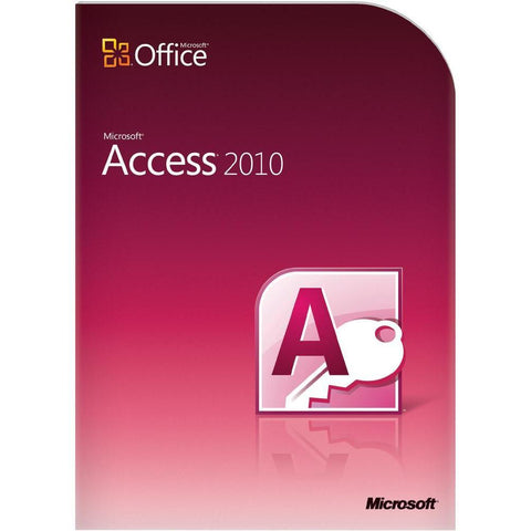 Microsoft Access 2010 Retail Box - MyChoiceSoftware.com - 1