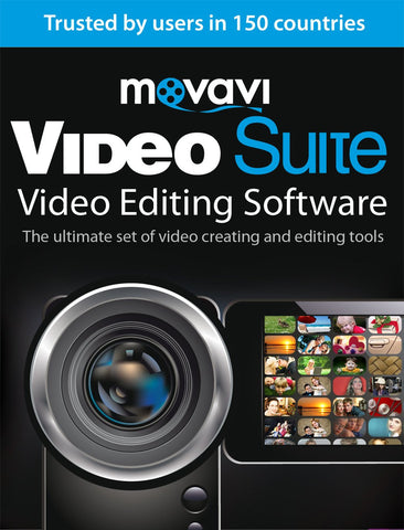 Movavi Video Suite 16 Personal