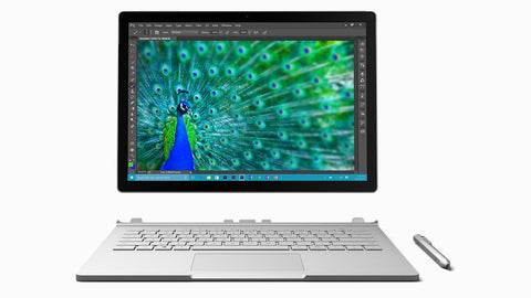 Microsoft Surface Book 512GB with Intel I7