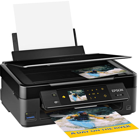 Epson Expression XP-410 Wireless Color All-in-One Inkjet Printer - MyChoiceSoftware.com