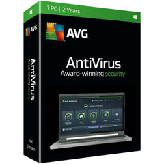 AVG Antivirus 2016 - 1 User 2 Years Download - MyChoiceSoftware.com