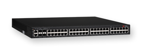 Brocade ICX 6450-48P L3 Managed Switch 48 PoE + 2 Gigabit Ports.