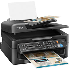 Epson WorkForce WF-2630 All-In-One Wireless Color Printer with Scanner, Copier and Fax - MyChoiceSoftware.com