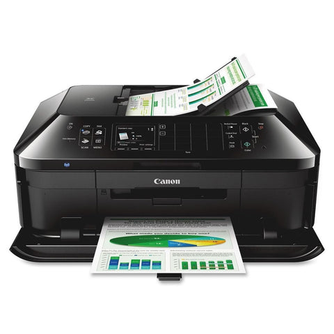 Canon PIXMA MX922 Wireless Color Photo Printer with Scanner, Copier and Fax - MyChoiceSoftware.com