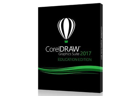 Corel Draw Graphics Suite 2017 Education Edition