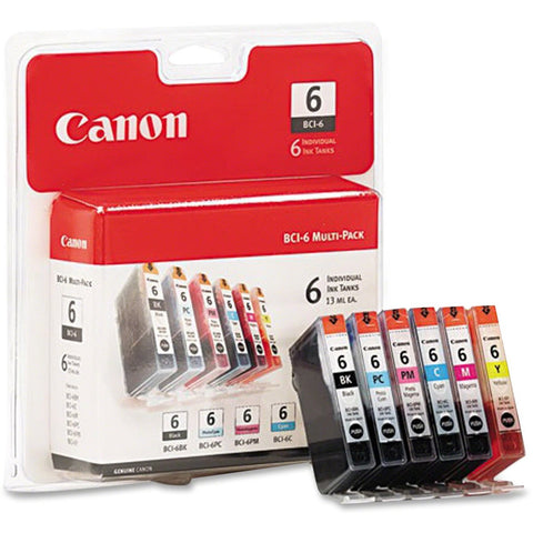 Canon 6 (6 Colors)