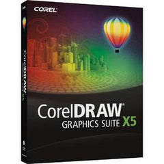 CorelDRAW Graphics Suite X5 DVD - MyChoiceSoftware.com