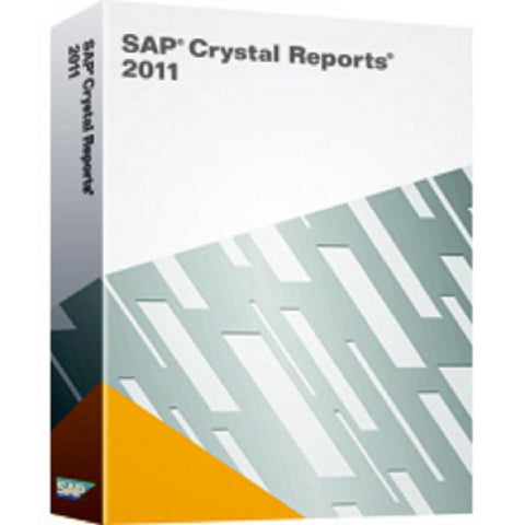 SAP Crystal Reports Server 2011 Standard Support 10 CALs.