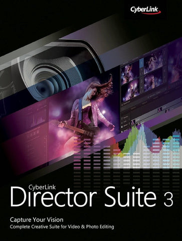 Cyberlink Director Suite 3 - MyChoiceSoftware.com