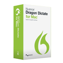 Nuance Dragon Dictate for Mac 4 - MyChoiceSoftware.com