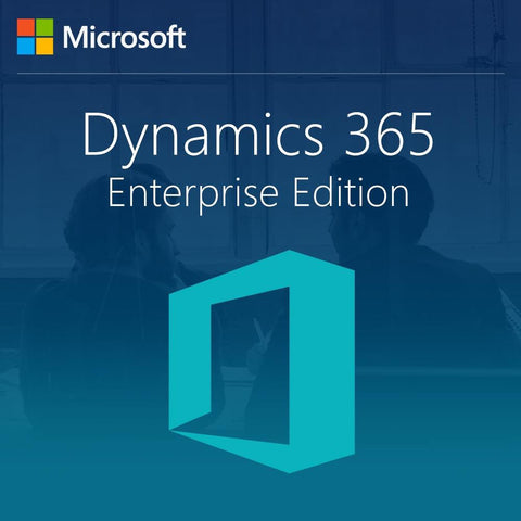 Microsoft Dynamics 365 Enterprise Edition Plan 1 - From SA From Plan 1 Business Apps User CALs