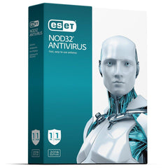ESET NOD32 - 1 User License - MyChoiceSoftware.com
