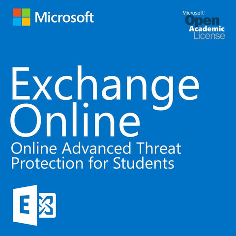 Exchange Online Advanced Threat Protection for Students Academic