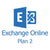 Microsoft Exchange Online (Plan 2) - 1 Year Subscription