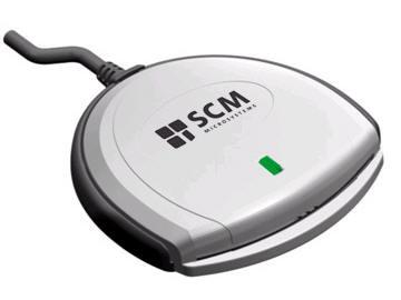 SCM Microsystems Usb Smart Card Reader (rom) - MyChoiceSoftware.com