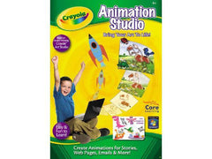 Core Learning Pc Crayola Animation Studio Esd - MyChoiceSoftware.com