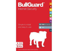 Bullguard Us, Inc Bullguard Internet Security 3pc/1yr Esd - MyChoiceSoftware.com