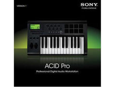 Sony Creative Software Inc Sony Acid Pro 7 Esd - MyChoiceSoftware.com