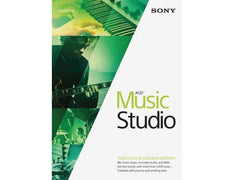 Sony Creative Software Inc Sony Acid Music Studio 10 Esd - MyChoiceSoftware.com