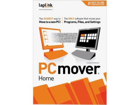 Laplink Software Inc Laplink Pcmover 8 Home 1 Use Esd - MyChoiceSoftware.com
