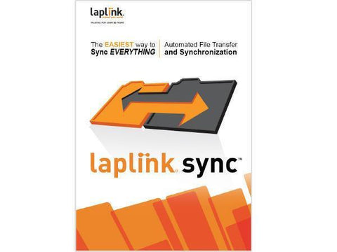 Laplink Software Inc Laplink Pcmover 8 Professional 1 Use Esd - MyChoiceSoftware.com