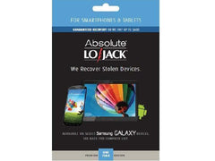 Absolute Software Lojack For Mobile Premium 1 Yr Esd - MyChoiceSoftware.com