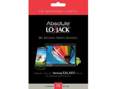 Absolute Software Lojack For Mobile Standard 1 Yr Esd - MyChoiceSoftware.com