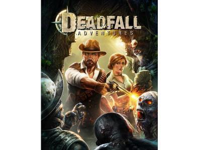 Nordic Games Gmbh Deadfall Adventures Esd - MyChoiceSoftware.com