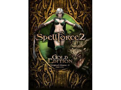 Nordic Games Gmbh Spellforce 2 Gold - MyChoiceSoftware.com