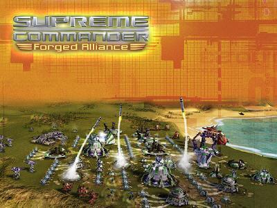 Nordic Games Gmbh Supreme Commander Gold Esd - MyChoiceSoftware.com