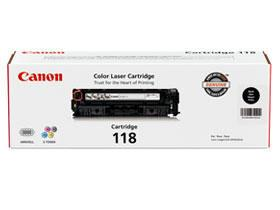 Canon Usa Canon Cartridge 118 Black Toner - MyChoiceSoftware.com