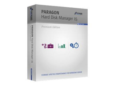 Paragon Software Group Corp Hdm15 Site Backup Up2 25 Seats Esd - MyChoiceSoftware.com
