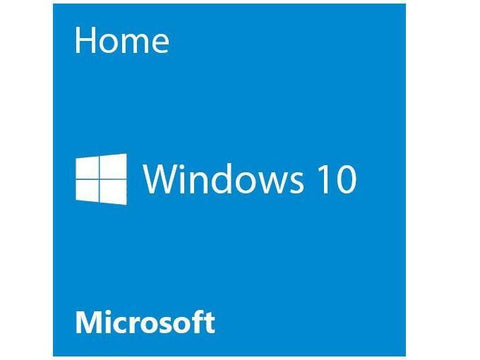 Microsoft Retail Win Home 10 32/64 Bit English