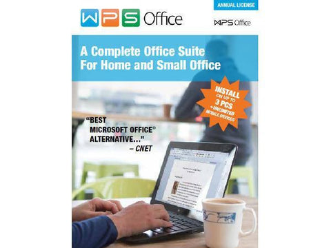 Kingsoft Office Software Inc. Wps Office Hso Annual Esd - MyChoiceSoftware.com
