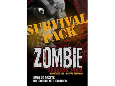 Axis Game Factory Agfpro Zombie Survival Pack Dlc Esd - MyChoiceSoftware.com