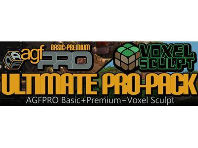 Axis Game Factory Agfpro 3.0+prem 3.0+voxel Sculpt Esd - MyChoiceSoftware.com