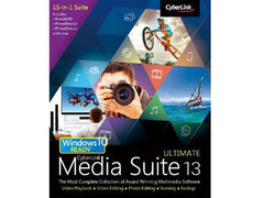 Cyberlink Media Suite 13 Ultimate Esd - MyChoiceSoftware.com