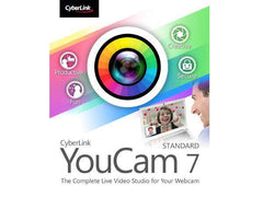 Cyberlink Youcam 7 Standard Esd - MyChoiceSoftware.com