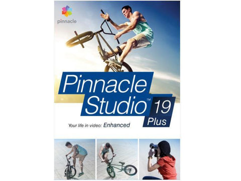 Corel Pinnacle Studio 19 Plus Esd - MyChoiceSoftware.com