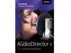 Cyberlink Audiodirector 6 Ultra Esd - MyChoiceSoftware.com
