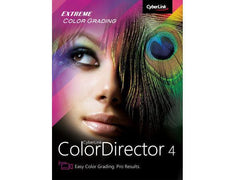 Cyberlink Colordirector 4 Ultra Esd - MyChoiceSoftware.com