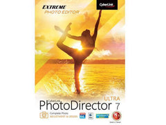 Cyberlink Photodirector 7 Ultra Esd - MyChoiceSoftware.com