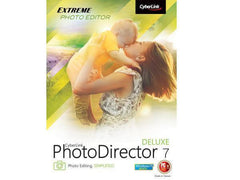 Cyberlink Photodirector 7 Deluxe Esd - MyChoiceSoftware.com