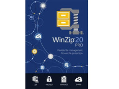 Corel Winzip 20 Pro Single User Esd - MyChoiceSoftware.com