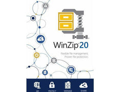 Corel Winzip 20 Standard Single User Esd - MyChoiceSoftware.com