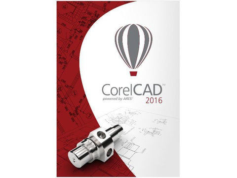 Corel Corelcad 2016 Full Version Esd - MyChoiceSoftware.com