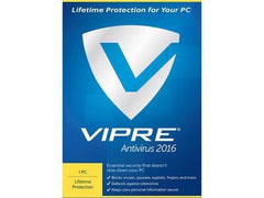 Threattrack Security Vipre Antivirus 2016 1 Pc Lifetime Esd - MyChoiceSoftware.com