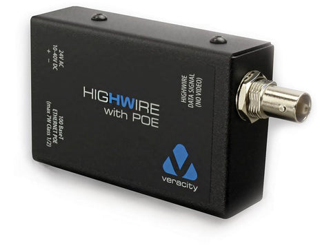 Veracity Ethernet Over Device With Poe Out Camera - MyChoiceSoftware.com