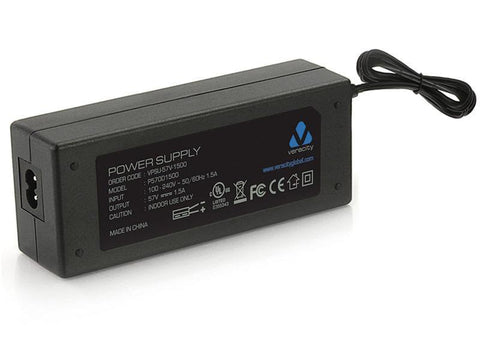 Veracity Optional 57v Power Supply, 1.5a - MyChoiceSoftware.com