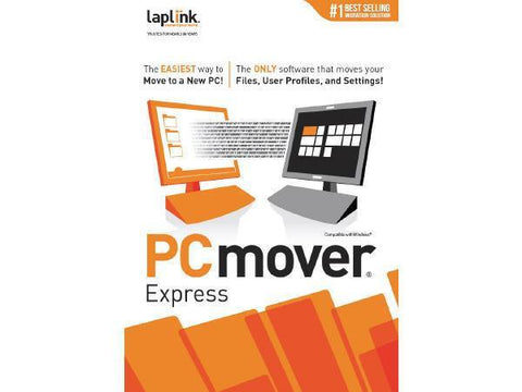 Laplink Software Inc Laplink Pcmover Express 10 1 Migration - MyChoiceSoftware.com